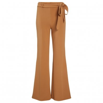 Amber pants flair camel VK